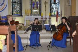 """Trio smyczkowe """"Siesta"""" 22.07.2018"""