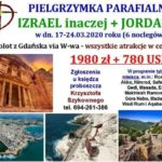 IZRAEL + JORDANIA 2020